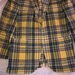 Men's Polo by Ralph Lauren Wool Sportcoat